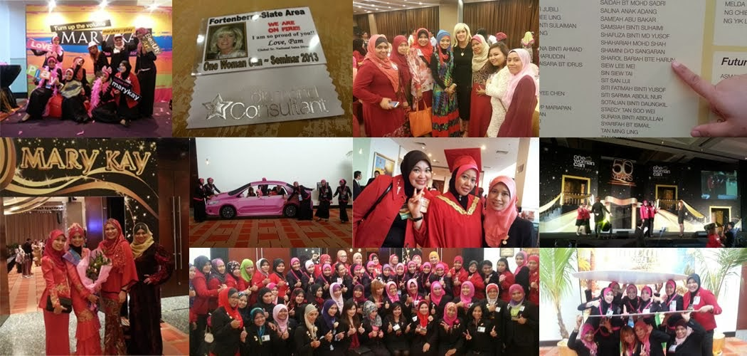 MARY KAY MALAYSIA - Jom Cantik Bersama Saya