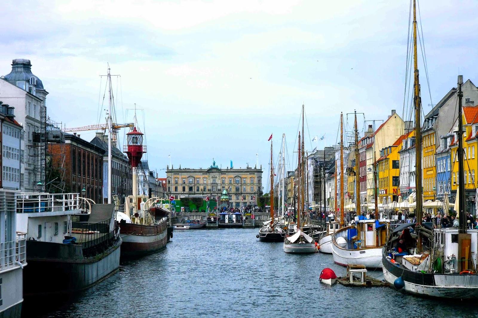 Copenhague une ville en harmonie avec la mer copenhagen a city in harmony with the sea - Office tourisme copenhague ...