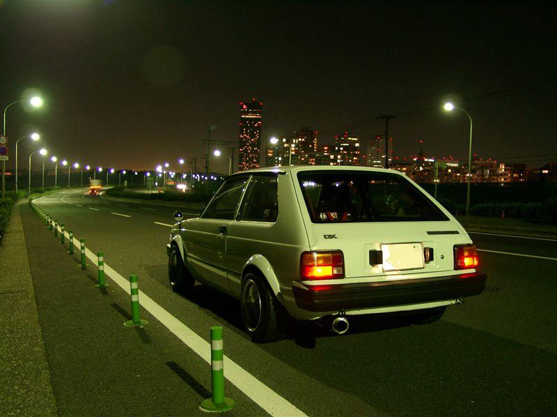Toyota Starlet P6
