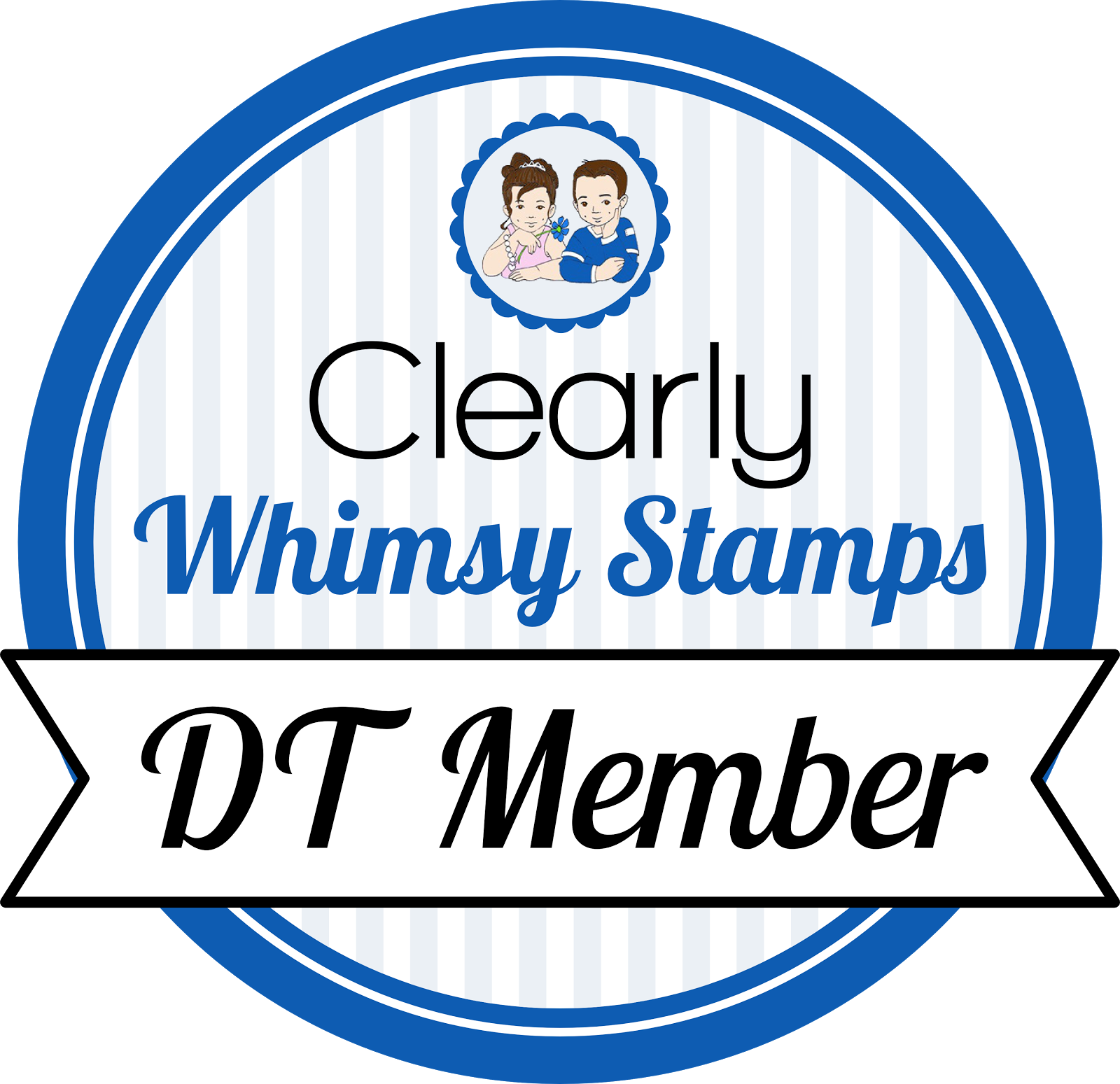 Clearly Whimsy Stamps DT