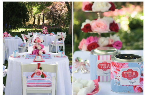 Cath Kidston style wedding by Wedding style guide