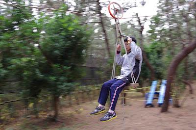 茅ヶ崎柳島キャンプ場の遊具