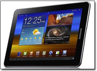 владельцам Samsung Galaxy Tab 7.7 осталось совсем недолго ждать выхода Android 4.1.
