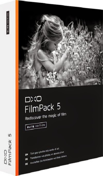 DxO FilmPack Elite Crack Serial Free Download