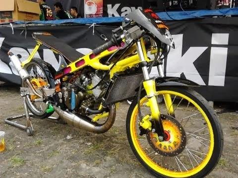 Gambar Modifikasi Motor Ninja R