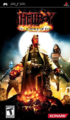 Hellboy: Science of Evil [Español] [PSP]