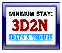 MINIMUM STAY