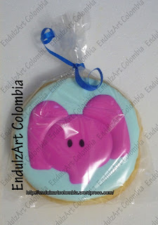 galleta decorada bogota