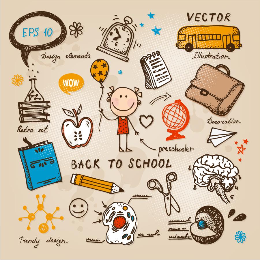 すべての講義 アルファベット表 ダウンロード : 手書きの学校に関する落書き ...