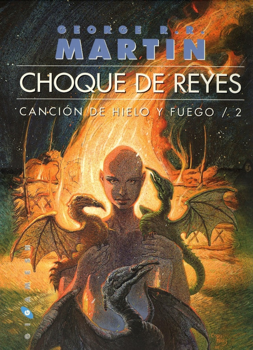 libro tres fuego: