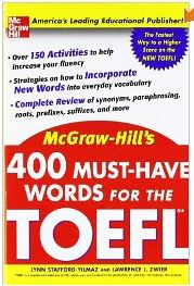 foto sampul Free Download 400 Must-Have Words for the TOEFL by Yilmaz, Zwier