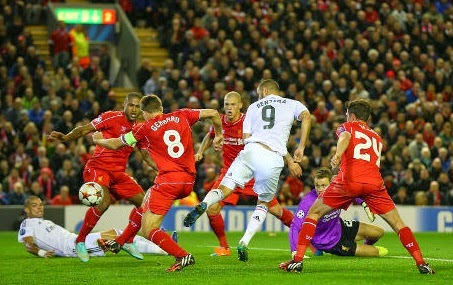 Kebobolan Tiga Gol, Liverpool Dikalahkan Madrid Di Anfield