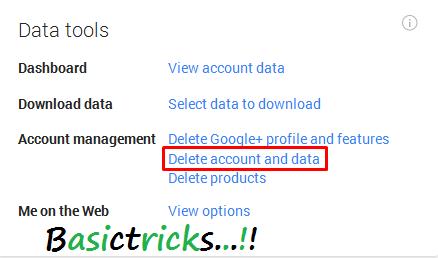 Click and flirt delete account