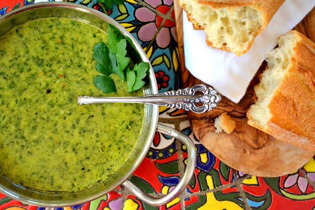 Minimal Monday: Chimichurri Sauce