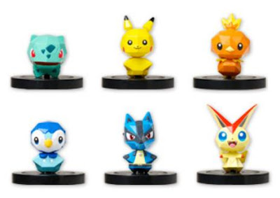 Pokemon NFC figure Part 1 PokeCenJP