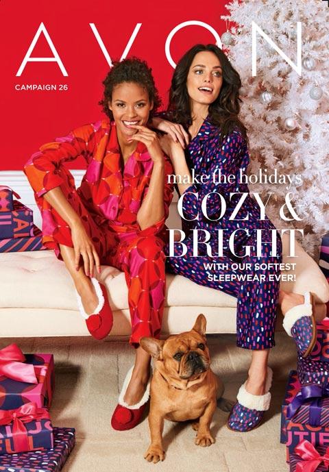 Shop the current Avon brochure online now