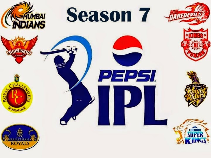 Pepsi IPL 2014 Wallpapers