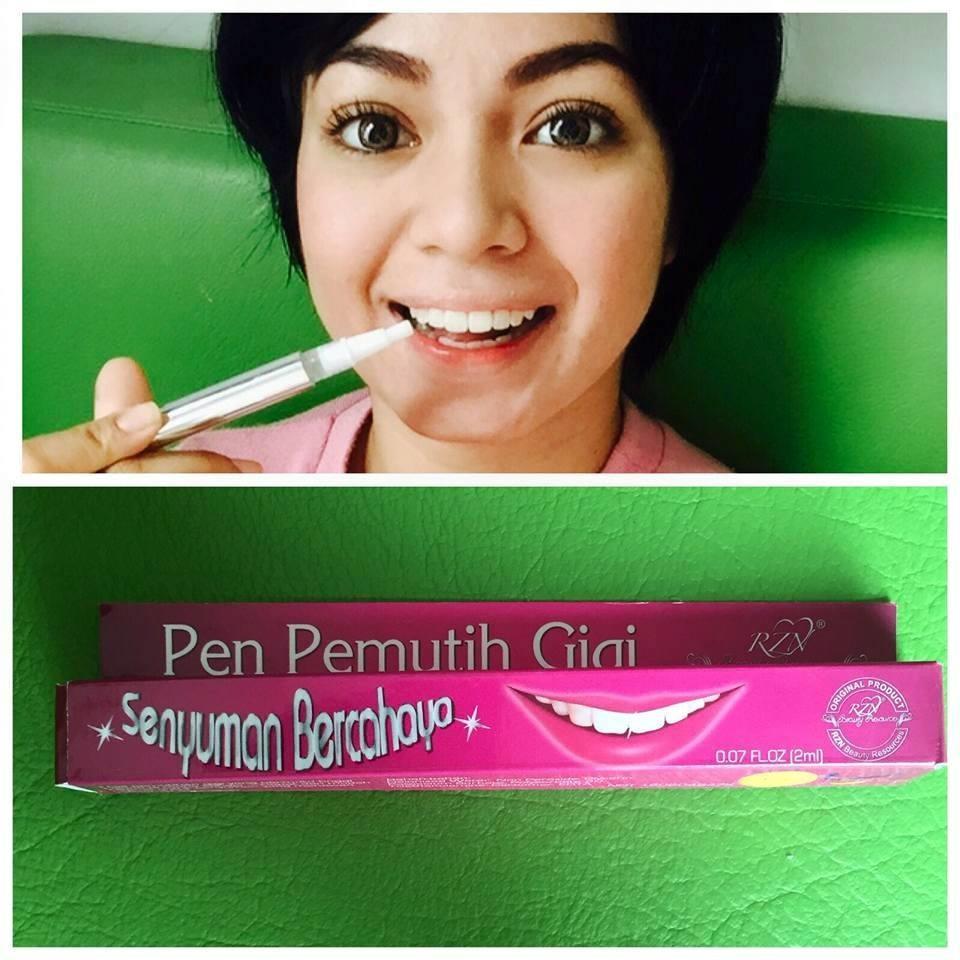 Jom Shopping Pen Pemutih Gigi Cara Terbaik Untuk Putihkan Gigi