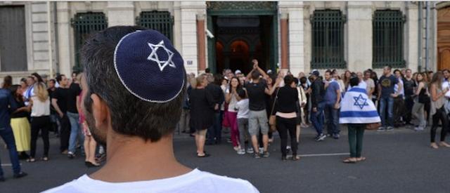 Dua Gadis Prancis Berencana Ledakan Sinogag Yahudi