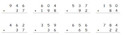 Cahiers de Vacances Koala: Mathématiques CE2 - Calcul - L'addition ...