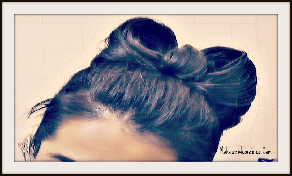 Cute Hair Bow Hairstyles With Upside Down Braid Hair Tutorial Video