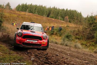 WRC Wales Rally GB 2013