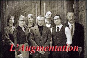 L'AUGMENTATION
