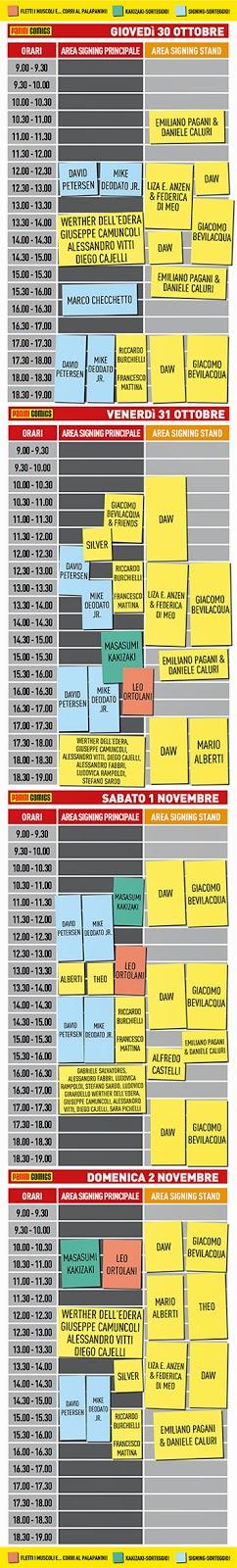 AUTOGRAFI STAND PANINI COMICS LUCCA 2014.jpg