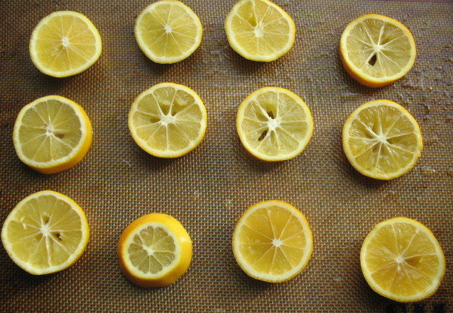 The Messy Apron: Everything's Coming Up Roasted: Meyer Lemon Chutney