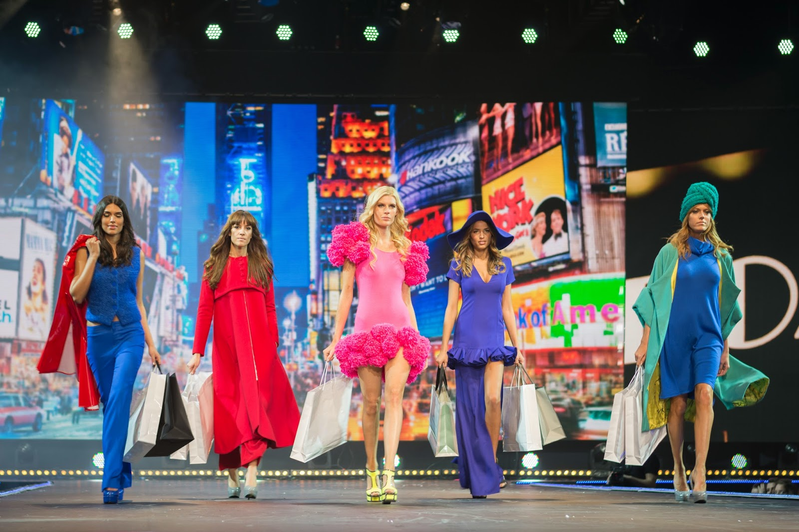 The Clothes Show Live 2014 |