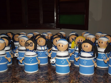 Potes do jogador do Cruzeiro e torcedora