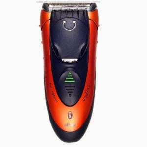 Snapdeal: Buy Braun Shaver CRUZ Z40 at  Rs.1869