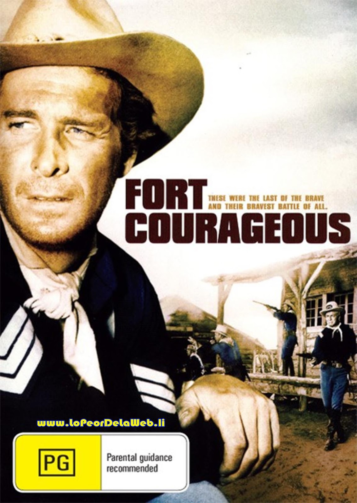 Fuerte Valeroso (Fort Courageous) -1965 - Western