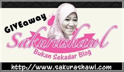 """giveaway """"SAKURAshawl"""""""