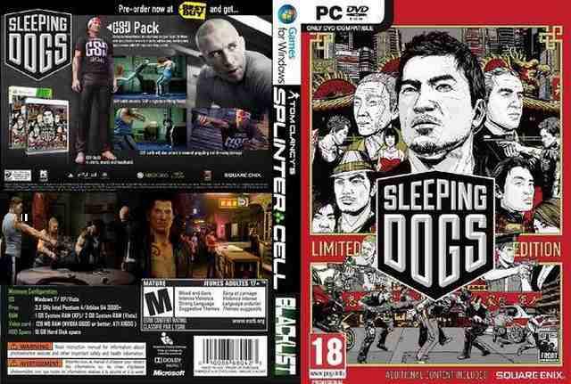Скачать игру слипен дог- Скачать торрент Sleeping Dogs (2012/PC/RePack/Rus)