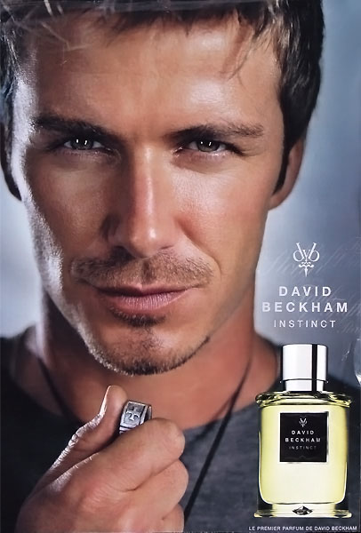 Victoria Beckham Perfume Advert. David amp; Victoria Beckham