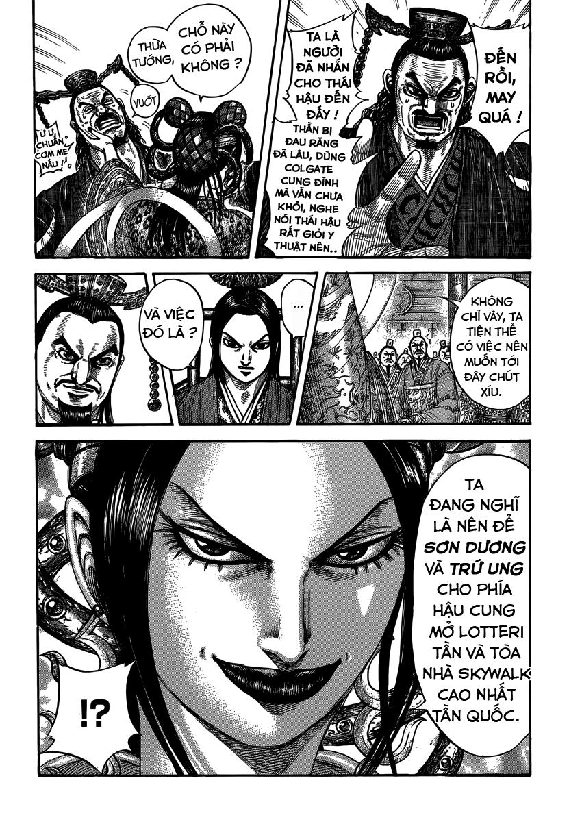 Kingdom - Vương Giả Thiên Hạ Chapter 402 page 19 - IZTruyenTranh.com