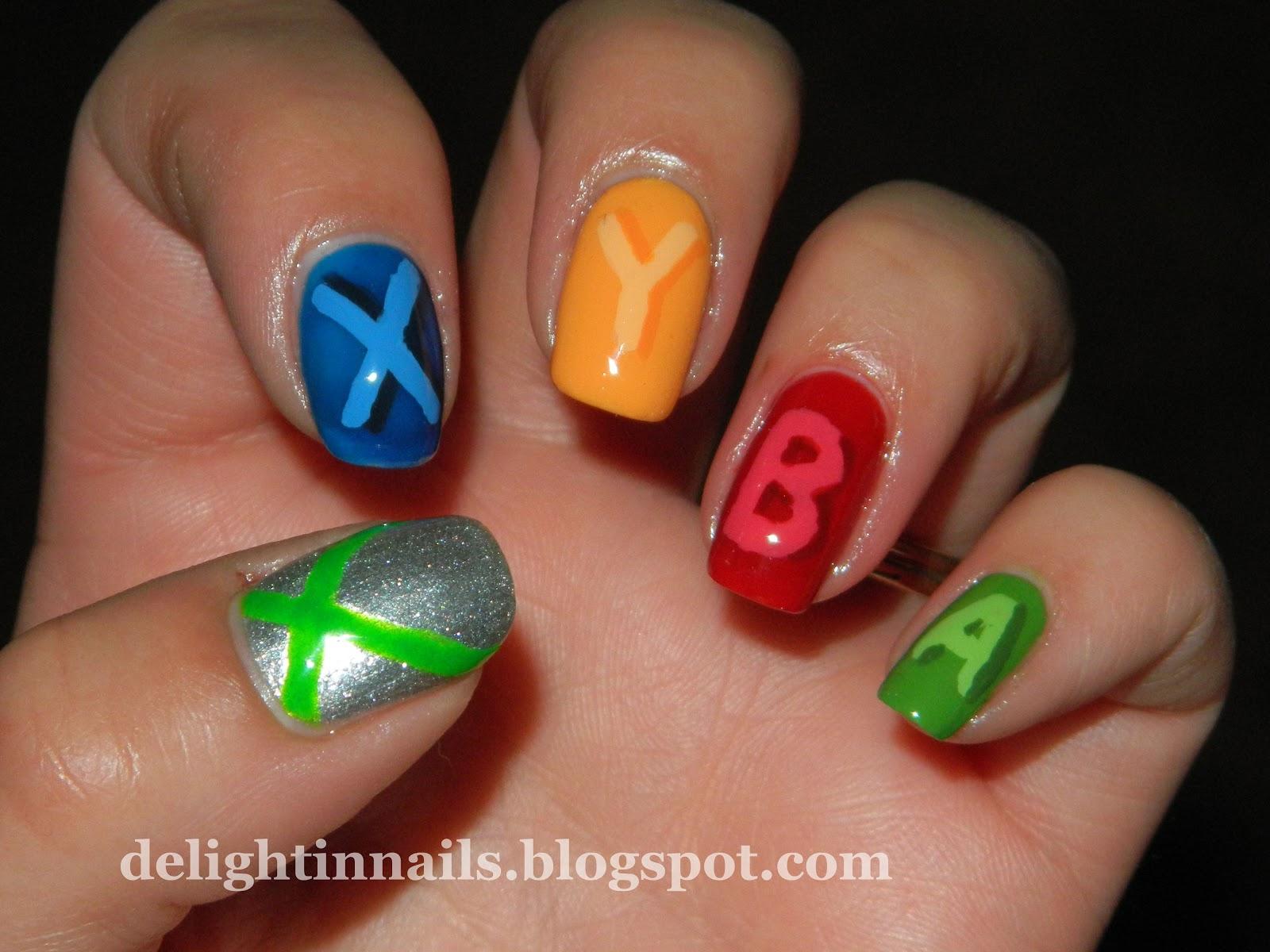 Xbox Manicure