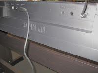 Yamaha DGX650 digital piano