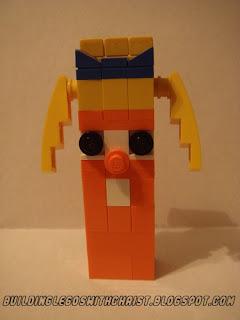 Christian LEGO Creations, Biblical LEGO Creations, Veggie Tales LEGO Creations, LEGO Creations
