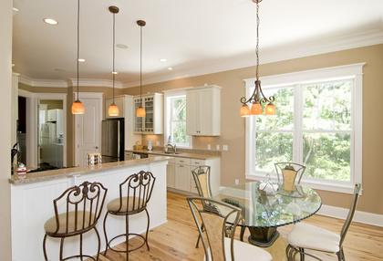 8 Consigli Su Come Fare Sembrare Più Grande Una Cucina ~ Home ...