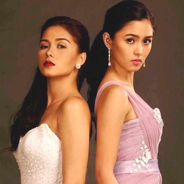 Kim Chiu and Maja Salvador