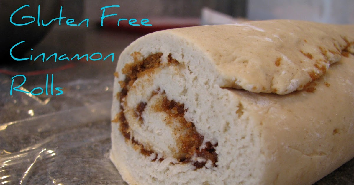 ... of D and V: Adventures in Gluten Free Cooking: Cinnamon Rolls