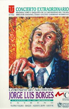 Concierto Centenario Borges 1999