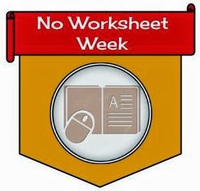 gold badge for no worksheet week