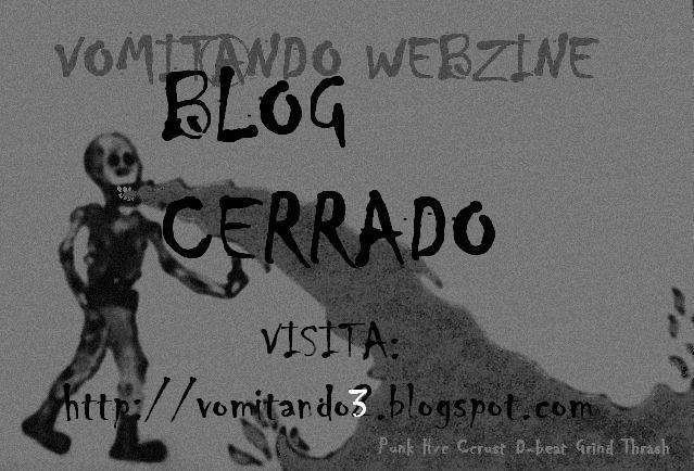 VOMITANDO   Cerrado visita: http://vomitando3.blogspot.com/