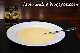 Sopa de mostaza