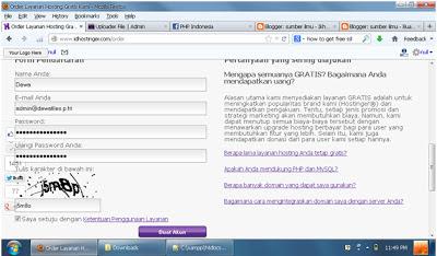 Cara Membuat Web di idhostinger.com