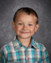 Sean's Kindergarten Picture