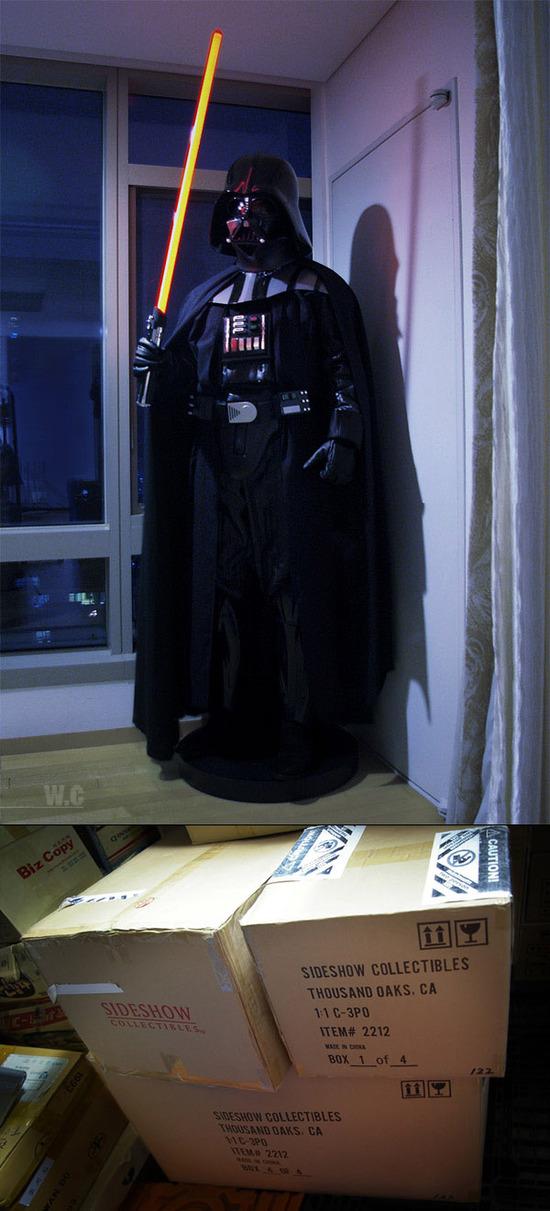Star Wars Cho Wong